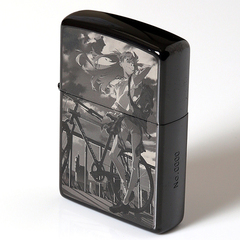 RADIO EVA 465 Zippo Lighter β by RADIO EVA/アスカ(The bicycle)