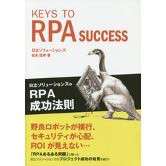KEYS TO RPA SUCCESS