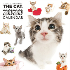 THE CAT ALL-STAR 2020年カレンダー