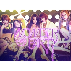 Wonder Girls 1st Mini Album - Wonder Party(輸入盤)