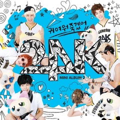 24K/2ND MINI ALBUM:YOU'RE SO PRETTY(輸入盤)