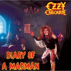 【輸入盤】OZZY OSBOURNE/DIARY OF A MAD MAN