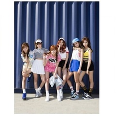 APINK/2ND ALBUM : PINK MEMORY (RED)(輸入盤)