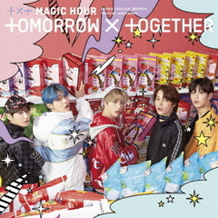 TOMORROW X TOGETHER(TXT)/MAGIC HOUR(初回限定盤B/CD+DVD)