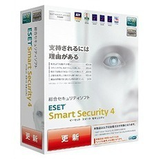 ESET Smart Security V4.0 更新(PCソフト)