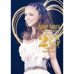 安室奈美恵/namie amuro 5 Major Domes Tour 2012 ?20th Anniversary Best? 豪華盤(BEST LIVE 2CD付き)<We love namie amuro キャンペーン外付特典CDジャケットサイズステッカー付き>