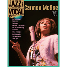 JAZZ VOCAL COLLECTION TEXT ONLY 14 カーメン・マクレエ
