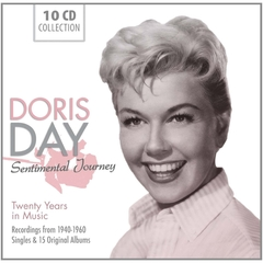DORIS DAY/SENTIMENTAL JOURNEY(10枚組)(輸入盤)
