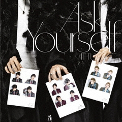 KAT-TUN/Ask Yourself(初回限定盤/CD+DVD)