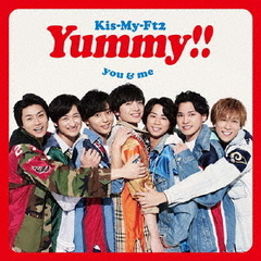 Kis-My-Ft2/Yummy!!(通常盤/CD)