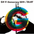 GLAY/G4・V-democracy 2019-(通常盤/CDのみ)