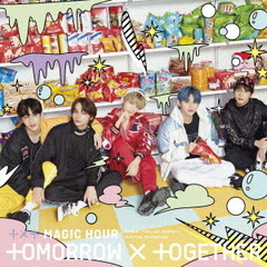 TOMORROW X TOGETHER(TXT)/MAGIC HOUR(初回限定盤C/CD+フォトブック(36P))
