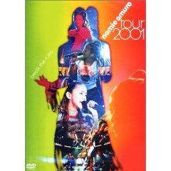 安室奈美恵/namie amuro tour 2001 break the rules(DVD)