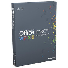 Office for Mac Home and Business 2011 1Pack 日本語版(PCソフト)