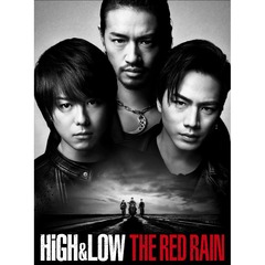 HiGH&LOW THE RED RAIN 通常盤(Blu-ray Disc)