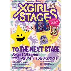 X‐girl Stages 2012 Fall & Winter