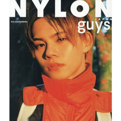 NYLON JAPAN (ナイロンジャパン) 増刊 NYLON guys JAPAN KAI STYLE BOOK 2019年10月号