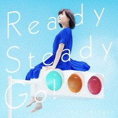 水瀬いのり/Ready Steady Go!<セブンネット特典:ブロマイド>
