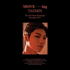 テミン/2ND REPACKAGE ALBUM : MOVE-ING(輸入盤)