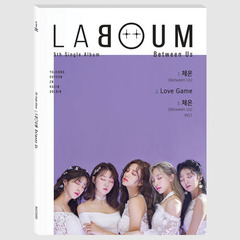 LABOUM/5TH SINGLE : BETWEEN US(輸入盤)
