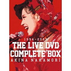 中森明菜/中森明菜 THE LIVE DVD COMPLETE BOX