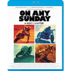 ON ANY SUNDAY:THE NEXT CHAPTER(Blu-ray Disc)