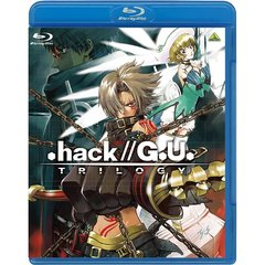 .hack//G.U. TRILOGY <期間限定生産>(Blu-ray Disc)