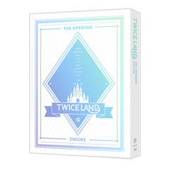 TWICE/TWICELAND THE OPENING [ENCORE](輸入盤)(Blu-ray Disc)