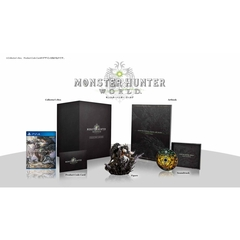 PS4 MONSTER HUNTER: WORLD COLLECTOR'S EDITION