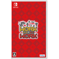 Nintendo Switch WORK×WORK