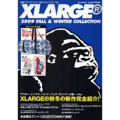 X-LARGE '09秋/冬COLLECTION
