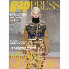 PRET-A-PORTER VOL.117(2014-2015Autumn & Winter) MILAN,NEW YORK COLLECTIONS