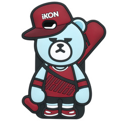 iKON/KRUNK×iKON iPhone6/6s シリコンケース(a-nation2016)