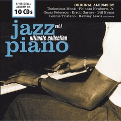 ULTIMATE JAZZ PIANO COLLECTION(10枚組)(輸入盤)