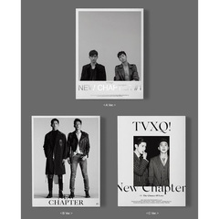 東方神起/8TH ALBUM : NEW CHAPTER #1: CHANCE OF LOVE(輸入盤)