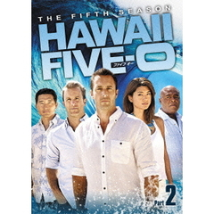 HAWAII FIVE-0 シーズン 5 DVD-BOX Part 2(DVD)