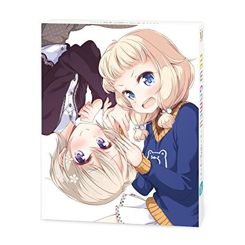 NEW GAME!! Rank.3(Blu-ray Disc)