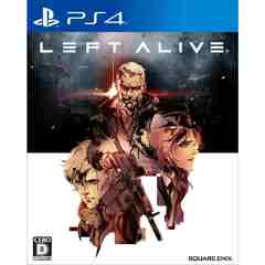 PS4 レフト アライヴ(LEFT ALIVE)