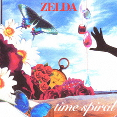 GOLDEN☆BEST/ZELDA-time spiral
