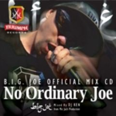 NO ORDINARY JOE MIXED BY DJ KEN
