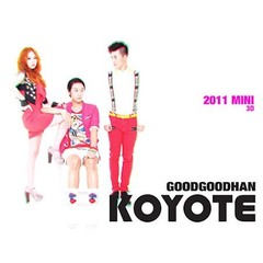 KOYOTE/2ND MINI ALBUM:GOOD GOOD HAN KOYOTE(輸入盤)