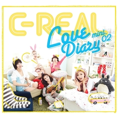 C-REAL(シリアル)/LOVE DIARY (MINI ALBUM)(輸入盤)