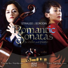 Romantic Cello Sonatas