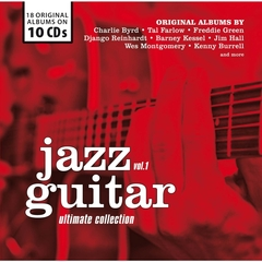ULTIMATE JAZZ GUITAR COLLECTION(10枚組)(輸入盤)