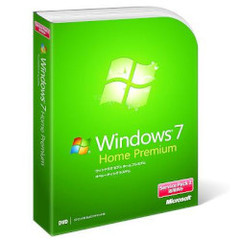 Windows 7 Home Premium SP1 日本語版(PCソフト)