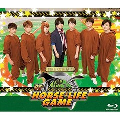 DABA HORSE LIFE GAME(Blu-ray Disc)
