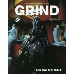 GRIND VOL.101(2020AUTUMN/WINTER) On the STREET