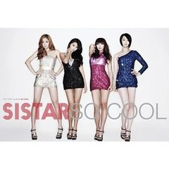 SISTAR/1ST SO COOL(輸入盤)