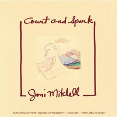 【輸入盤】JONI MITCHELL/COURT AND SPARK