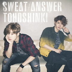 Sweat / Answer(初回生産限定/CD+DVD)